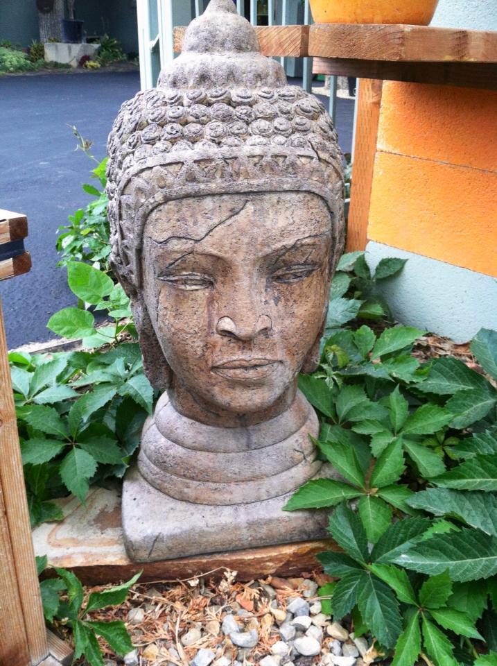 Unique utah garden sculptures