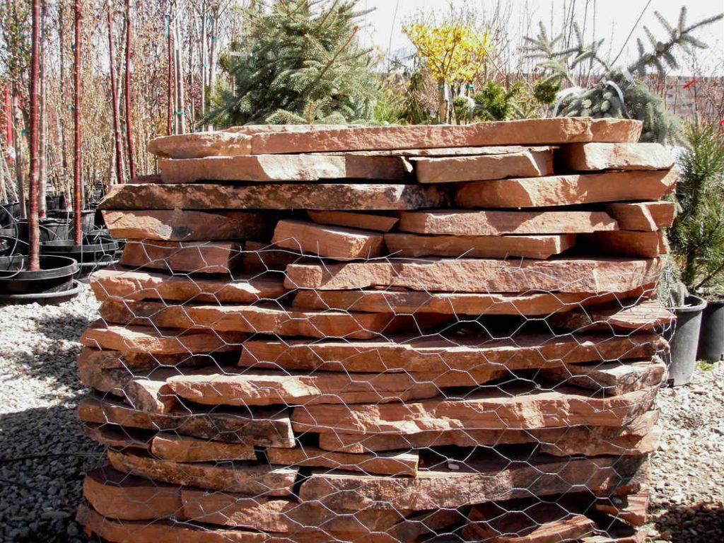 Riverton Utah Landscape Flagstone