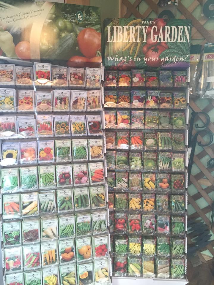 Utah Garden Seeds